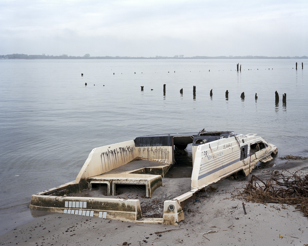 Dead Horse Bay, Brooklyn, New York, 2010